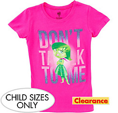 Child Disgust T-Shirt - Inside Out