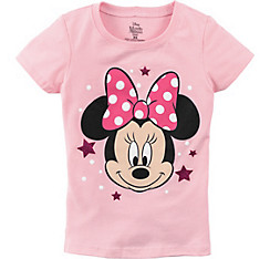 Pink Minnie Mouse T-Shirt
