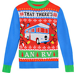 National Lampoon's Christmas Vacation RV Ugly Christmas Sweater