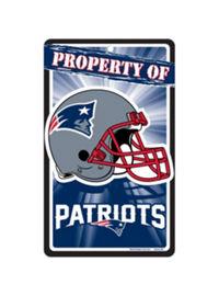 New England Patriots 14'' Divided Snack Tray