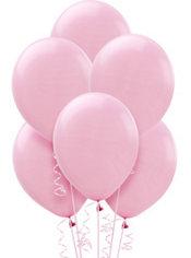 Pink Balloons 72ct