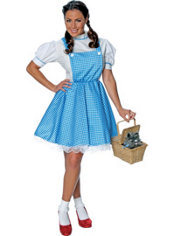 Adult Dorothy Costume - Wizard of Oz