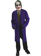 Teen Boys Joker Costume