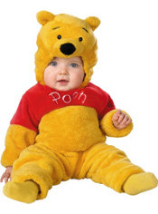 Baby Winnie the Pooh Costume Deluxe