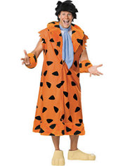 Adult Fred Flintstone Costume Plus Size