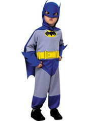 Toddler Boys Batman Costume - The Brave and the Bold