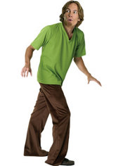 Adult Shaggy Costume - Scooby-Doo