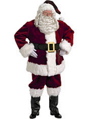 Adult Majestic Santa Suit