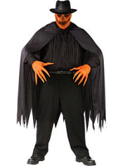 Adult Pumpkin Slayer Costume Plus Size