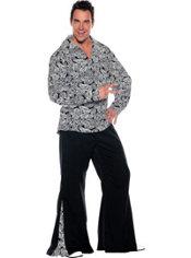 Adult Funky 70's Disco Costume