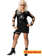 Adult Beth Costume Plus Size - Dog the Bounty Hunter