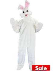 Adult Funny Bunny Costume