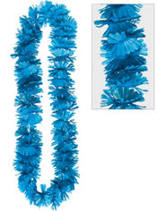 Blue Summer Breeze Lei