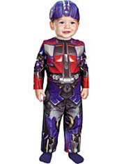 Baby Optimus Prime Costume - Tranformers