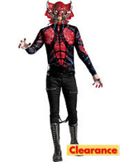 Adult Flay Face Cenobite Costume - Hellraiser