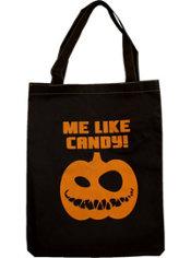 Me Like Candy Treat Bag