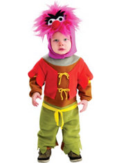 Toddler Boys Animal Costume - The Muppets
