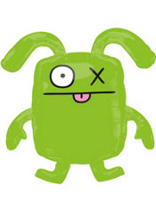 Foil Ox Uglydoll Balloon 26in