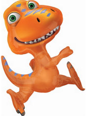 Foil Buddy Dinosaur Train Balloon 33in