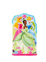 Giant Disney Princess Pinata 36in