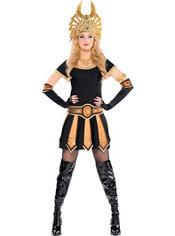 Adult Phoenix Goddess Costume