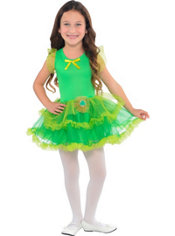 Girls St. Patricks Day Tutu Dress