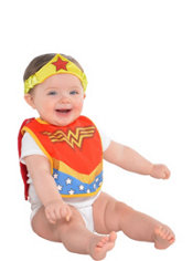 Baby Wonder Woman Accessory Kit