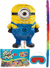 Pull String Stuart Despicable Me Pinata Kit