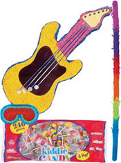 Electric Guitar Pinata Kit