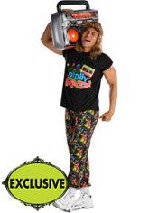 Adult Totally Rad 80s Costume