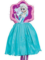 Pull String Elsa Pinata Deluxe