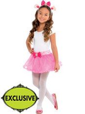 Girls Lambie Costume - Doc McStuffins