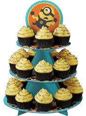 Minion Cupcake Stand - Minions Movie