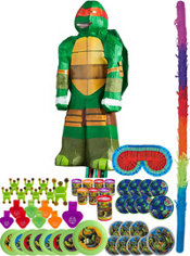 Raphael Pinata Kit with Favors - Teenage Mutant Ninja Turtles