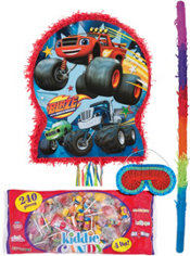 Blaze and the Monster Machines Pinata Kit