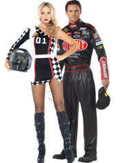 NASCAR Jeff Gordon Couples Costumes