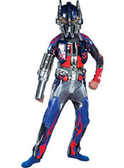 Boys Optimus Prime Costume Deluxe