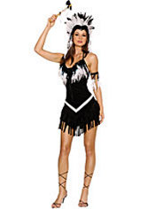 Adult Tribal Princess Costume