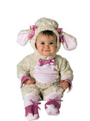 Baby Lucky Lil Lamb Costume