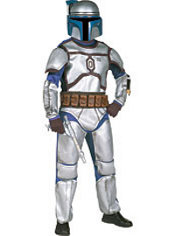 Boys Jango Fett Costume Deluxe - Star Wars