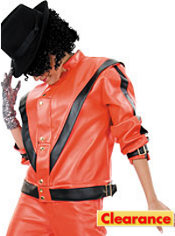 Adult Moonwalker Chiller Costume