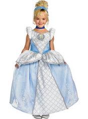 Girls Cinderella Costume Storybook Prestige