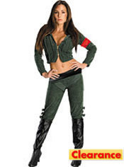 Adult Sexy Blair Costume - Terminator Salvation