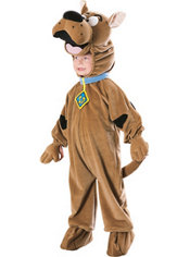 Toddler Boys Scooby-Doo Costume Deluxe