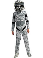 Boys Camo ARF Trooper Costume - Star Wars Clone Wars
