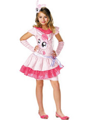Girls Rabbit Costume Deluxe - Littlest Pet Shop