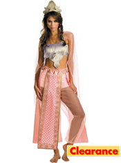 Adult Sassy Princess Tamina Costume Deluxe - Prince of Persia