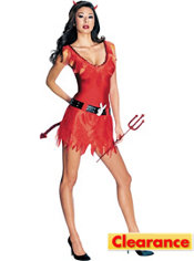 Adult Devil Costume - Playboy