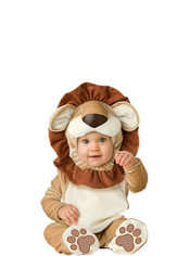 Baby Lovable Lion