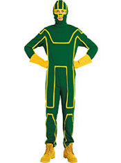 Adult Kick-Ass Costume Deluxe